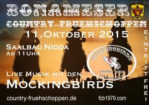 FCB Plakat Country Fruehschoppen 2015 1200